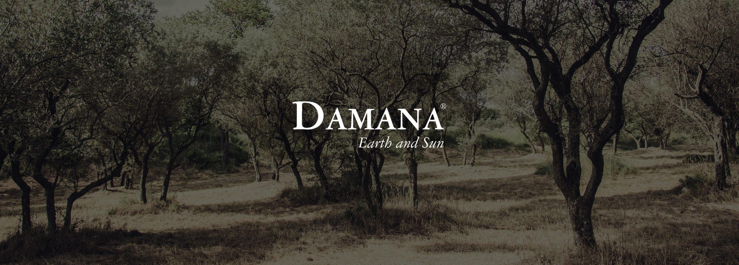 Damana Earth and Sun