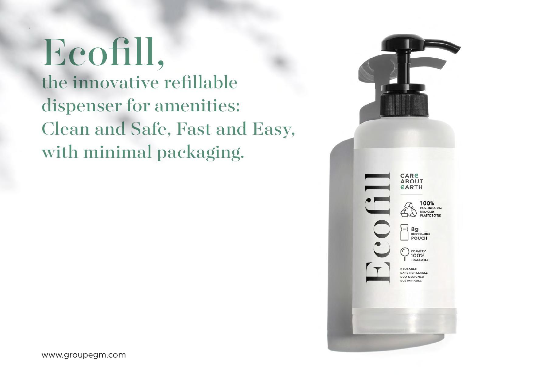 Ecofill innowacyjny system dozujący